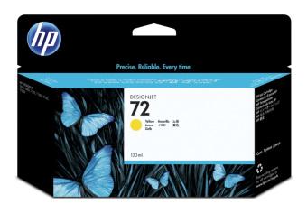 Originální cartridge HP č. 72 XL (C9373A) (Žlutá)