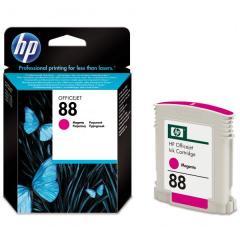 Cartridge do tiskárny Originální cartridge HP č. 88 (C9387A) (Purpurová)