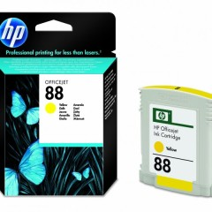 Cartridge do tiskárny Originální cartridge HP č. 88 (C9388A) (Žlutá)