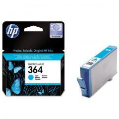 Cartridge do tiskárny Originální cartridge HP č. 364C (CB318EE) (Azurová)