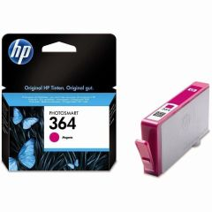 Cartridge do tiskárny Originální cartridge HP č. 364M (CB319EE) (Purpurová)