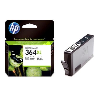 Originální cartridge HP č. 364PBK XL (CB322EE) (Černá photo)