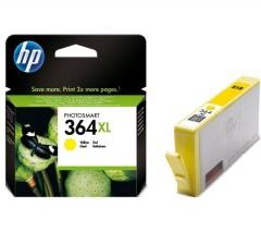 Cartridge do tiskárny Originální cartridge HP č. 364Y XL (CB325EE) (Žlutá)