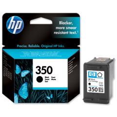 Cartridge do tiskárny Originální cartridge HP č. 350 (CB335EE) (Černá)