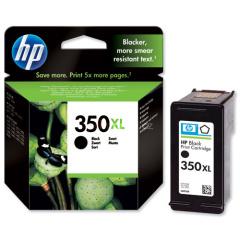 Cartridge do tiskárny Originální cartridge HP č. 350 XL (CB336EE) (Černá)