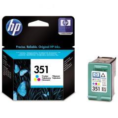 Cartridge do tiskárny Originální cartridge HP č. 351 C (CB337EE) (Barevná)