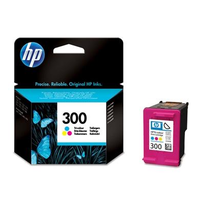 Originální cartridge HP č. 300C (CC643EE) (Barevná)