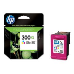 Cartridge do tiskárny Originální cartridge HP č. 300 XL C (CC644EE) (Barevná)