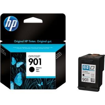 Originální cartridge HP č. 901BK (CC653AE) (Černá)