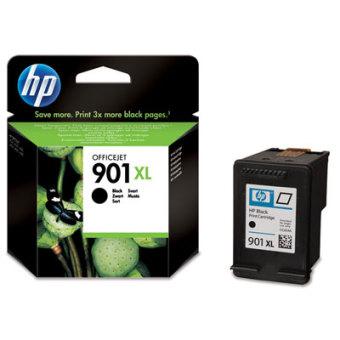 Originální cartridge HP č. 901BK XL (CC654AE) (Černá)