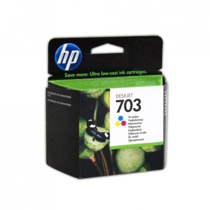 Originální cartridge HP 703 (CD888AE) (Barevná)