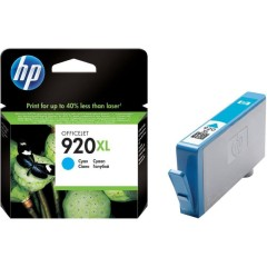 Cartridge do tiskárny Originální cartridge HP č. 920C XL(CD972AE) (Azurová)