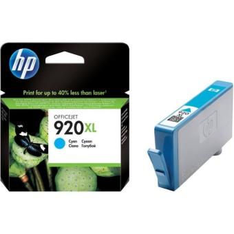 Originální cartridge HP č. 920C XL(CD972AE) (Azurová)