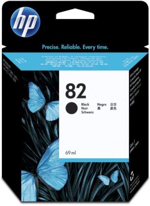 Originální cartridge HP č. 82 XL (CH565A) (Černá)