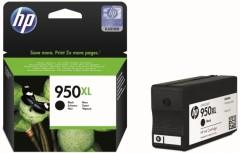 Cartridge do tiskárny Originální cartridge HP č. 950BK XL (CN045A) (Černá)