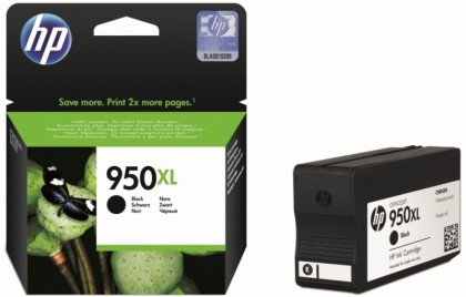 Originální cartridge HP č. 950BK XL (CN045A) (Černá)