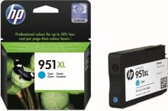 Cartridge do tiskárny Originální cartridge HP č. 951C XL (CN046A) (Azurová)