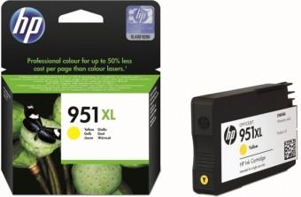 Originální cartridge HP č. 951Y XL (CN048A) (Žlutá)