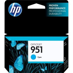 Cartridge do tiskárny Originální cartridge HP č. 951C (CN050AE) (Azurová)