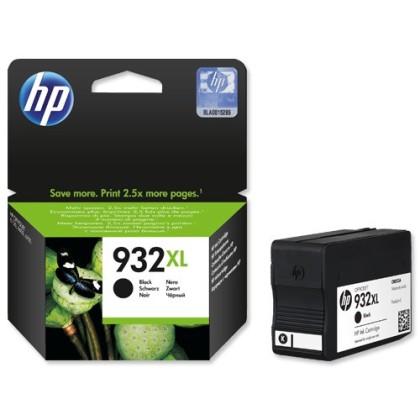 Originální cartridge HP č. 932BK XL (CN053AE) (Černá)