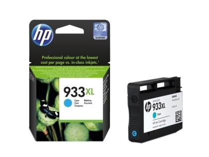 Originální cartridge HP č. 933C XL (CN054AE) (Azurová)