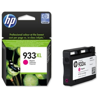 Originální cartridge HP č. 933M XL (CN055AE) (Purpurová)