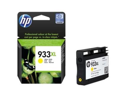Originální cartridge HP č. 933Y XL (CN056AE) (Žlutá)