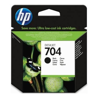 Originální cartridge HP 704 (CN692AE) (Černá)