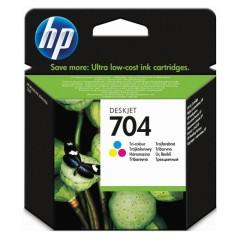 Cartridge do tiskárny Originální cartridge HP 704 (CN693AE) (Barevná)
