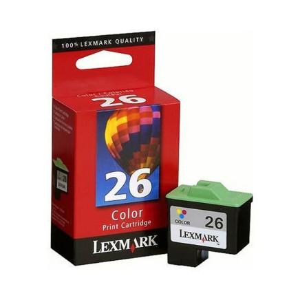 Originální cartridge Lexmark 26 (10N0026) (Barevná)