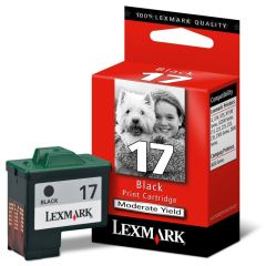 Cartridge do tiskárny Originální cartridge Lexmark 17 (10N0217) (Černá)