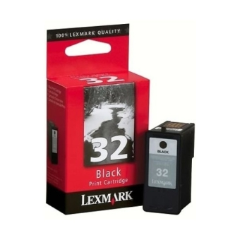 Originální cartridge Lexmark 32 (18C0032) (Černá)
