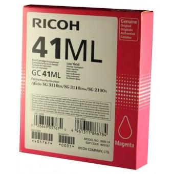 Originální cartridge Ricoh 405767 (Purpurová)