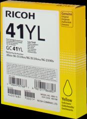 Toner do tiskárny Originální cartridge Ricoh 405768 (Žlutá)