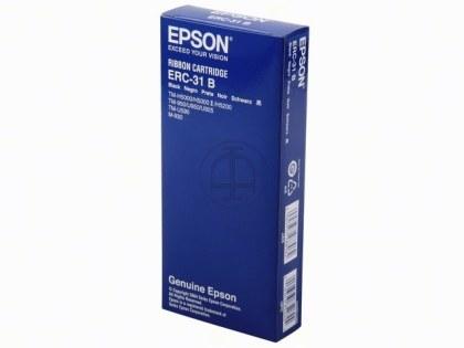 Originální páska Epson C43S015369, ERC 31 (černá)