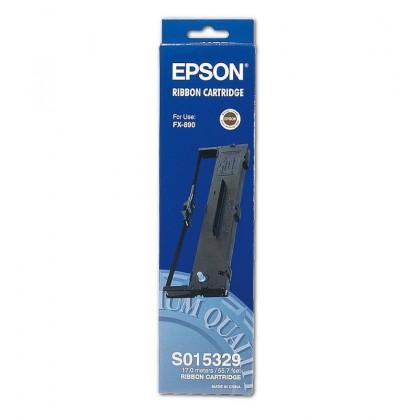 Originální páska Epson C13S015329 (černá)