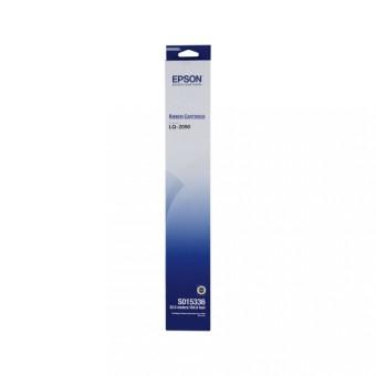 Originální páska Epson C13S015336 (černá)