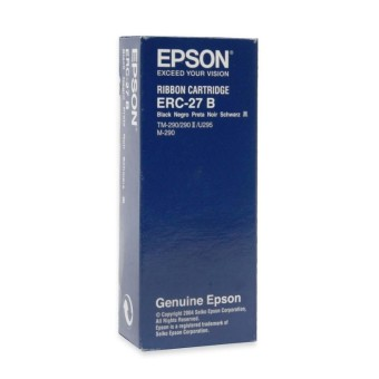 Originální páska Epson C43S015366, ERC 27 (černá)