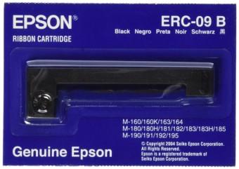 Originální páska Epson C43S015354, ERC 09 (černá)