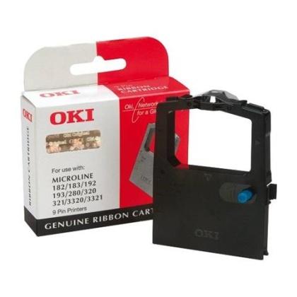 Originální páska OKI 9002303 (černá)