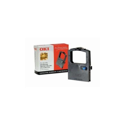 Originální páska OKI 9002309 (černá)