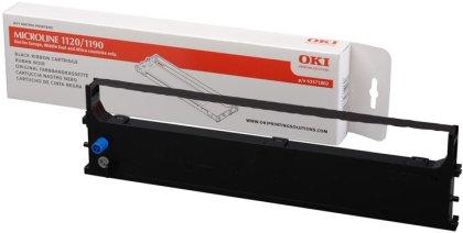 Originální páska OKI 43571802 (černá)