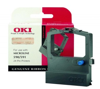 Originální páska OKI 1126301 (černá)