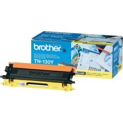 Toner do tiskárny Originální toner Brother TN-130 Žlutý