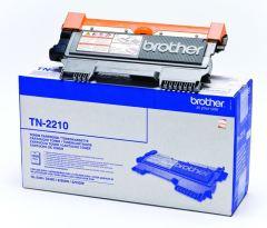 Toner do tiskárny Originální toner Brother TN-2210 Černý