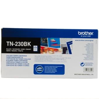 Originální toner Brother TN-230BK (Černý)