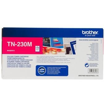 Originální toner Brother TN-230M (Purpurový)