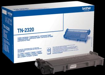 Originální toner Brother TN-2320 (Černý)