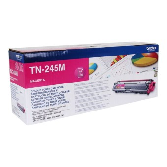 Originální toner Brother TN-245M (Purpurový)