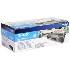 Toner do tiskárny Originální toner Brother TN-326C (Azurový)